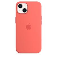 Apple Silikon Case für iPhone 13 Pink Pomelo