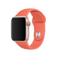 Apple Watch Sportarmband Clementine