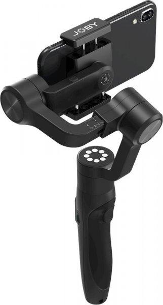 Joby Smart Stabilizer, 3-Achsen-Gimbal, Handstabilisator für iPhone