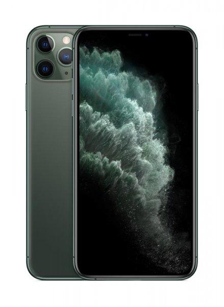 Apple iPhone 11 Pro Max, 64 GB, Nachtgrün
