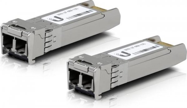 Ubiquiti UFiber SFP+ MM Transceiver-Modul, 2er Pack
