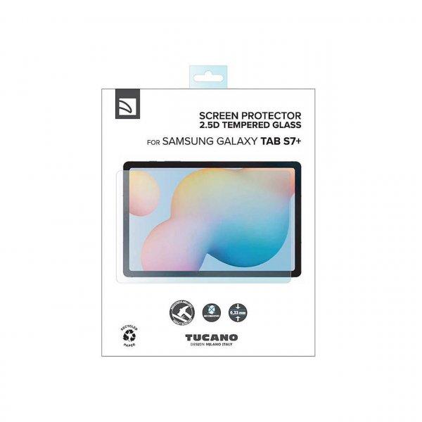 TUCANO Schutzfolie für Samsung Tab S7+