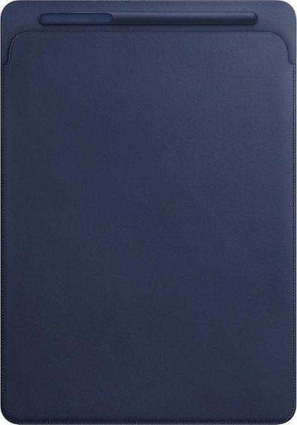 """Apple Lederhülle für das iPad Pro 12.9"""", Mitternachtsblau"""