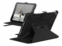 "UAG Metropolis Case für Apple iPad 10.2"" Schwarz"