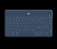 Logitech Keys-To-Go Blau