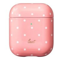 LAUT Dotty Case für AirPod Pink