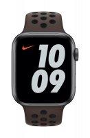 Apple Nike Sportarmband Instone/Schwarz