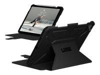 """UAG Metropolis Case für Apple iPad Pro 11"""" (1-3 Gen.) und Air 10.9"""" (4 Gen.) Schwarz"""